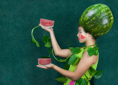 Watermelon Goddess