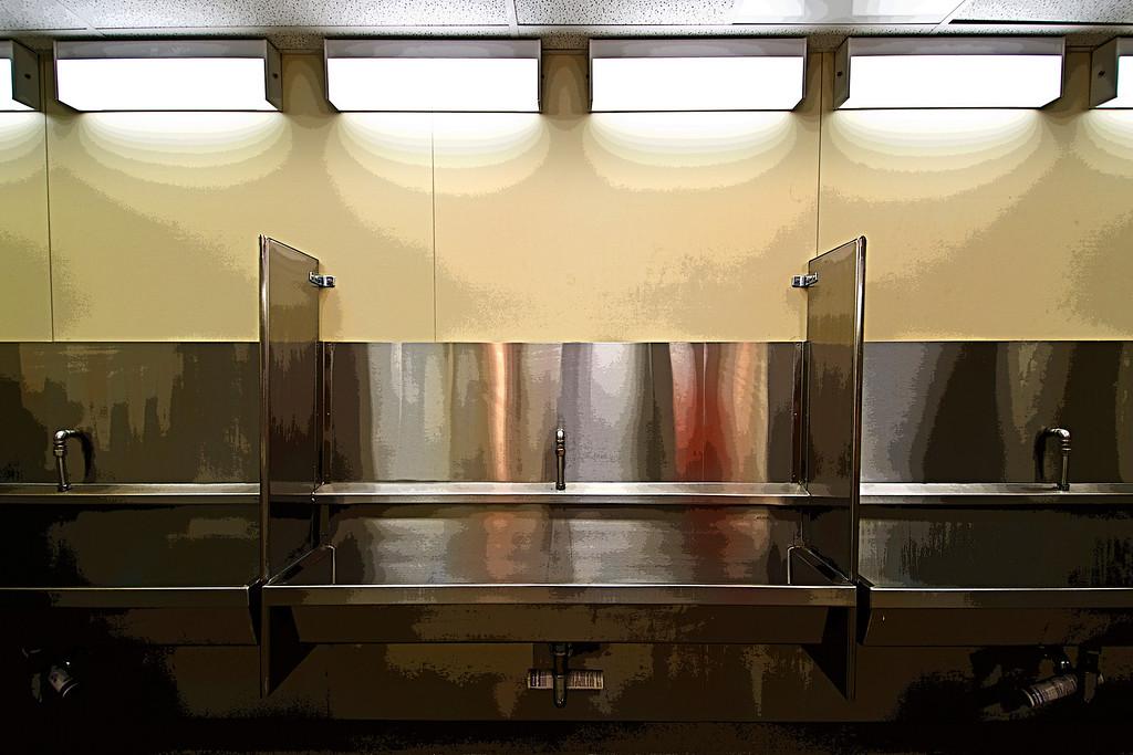 Restroom Series #3