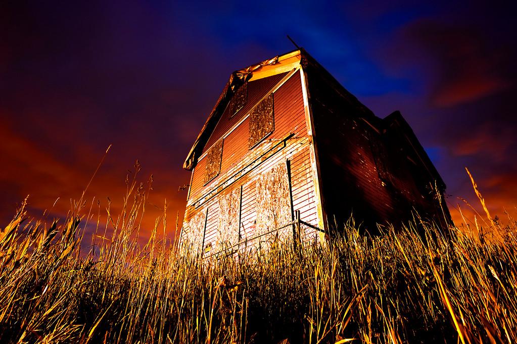 Reard House - Sammamish first official historical landmark