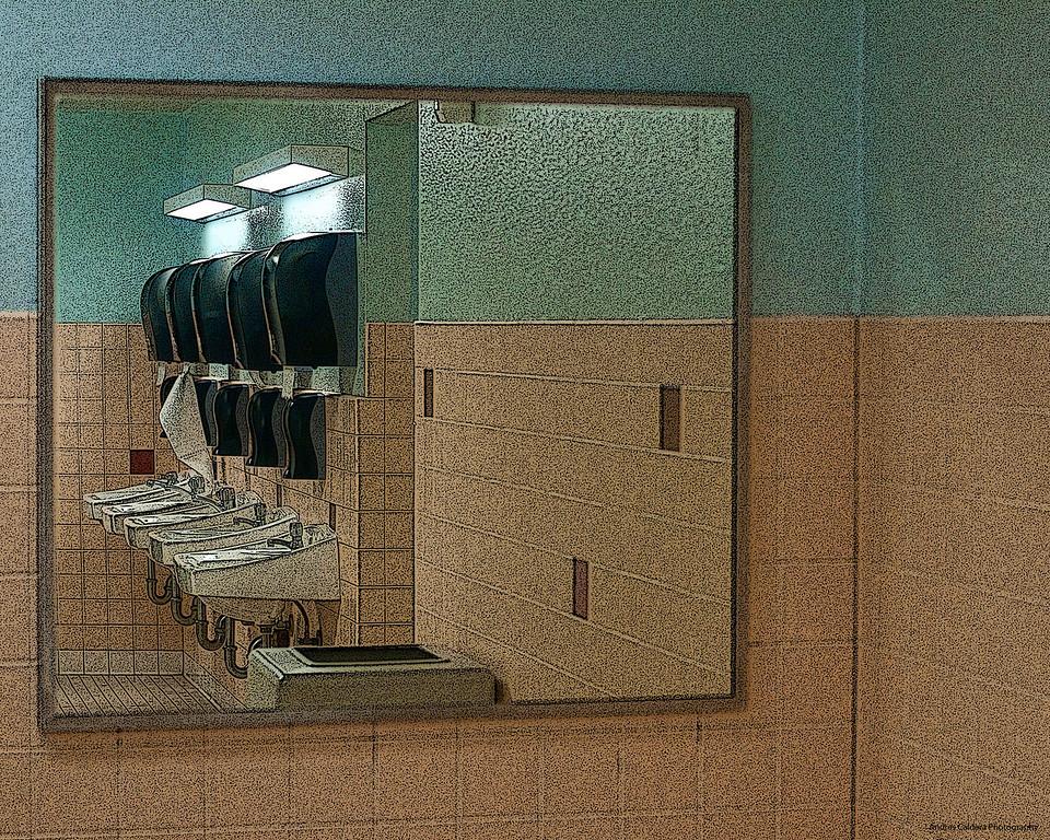 Restroom Series #1