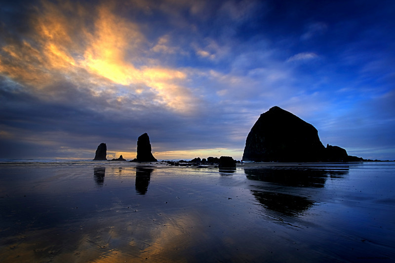 Haystack @ Cannon Beach, OR