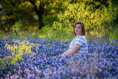 2014-04-08 Madi Wood Portrait in Bluebonnets-4