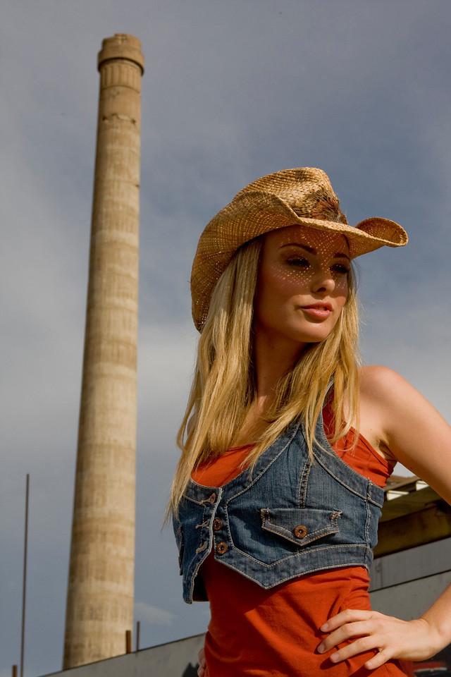 """Texas Snipe Hunting"" series cast member."