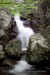 Mina Sauk Falls in Missouri.