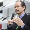Lewis C. Cantley, PhD, presents during Meet-the-Editor Session: CD