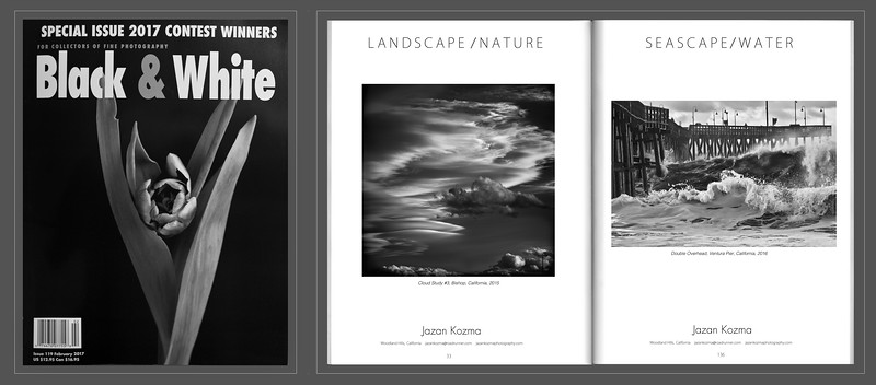 Black & White Magazine 2017 Single Image Contest Winner Jazan Kozma.
