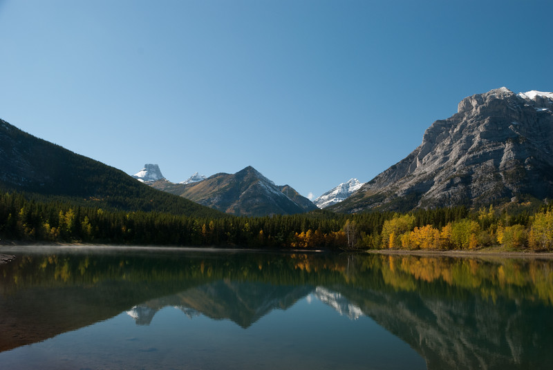 Lake in Kananaskis, Canada 2010