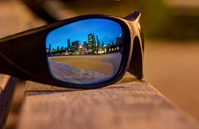 Shades  - Grant Park, Chicago 2015