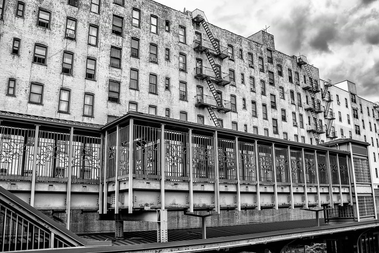 Subway Station - New York 2014