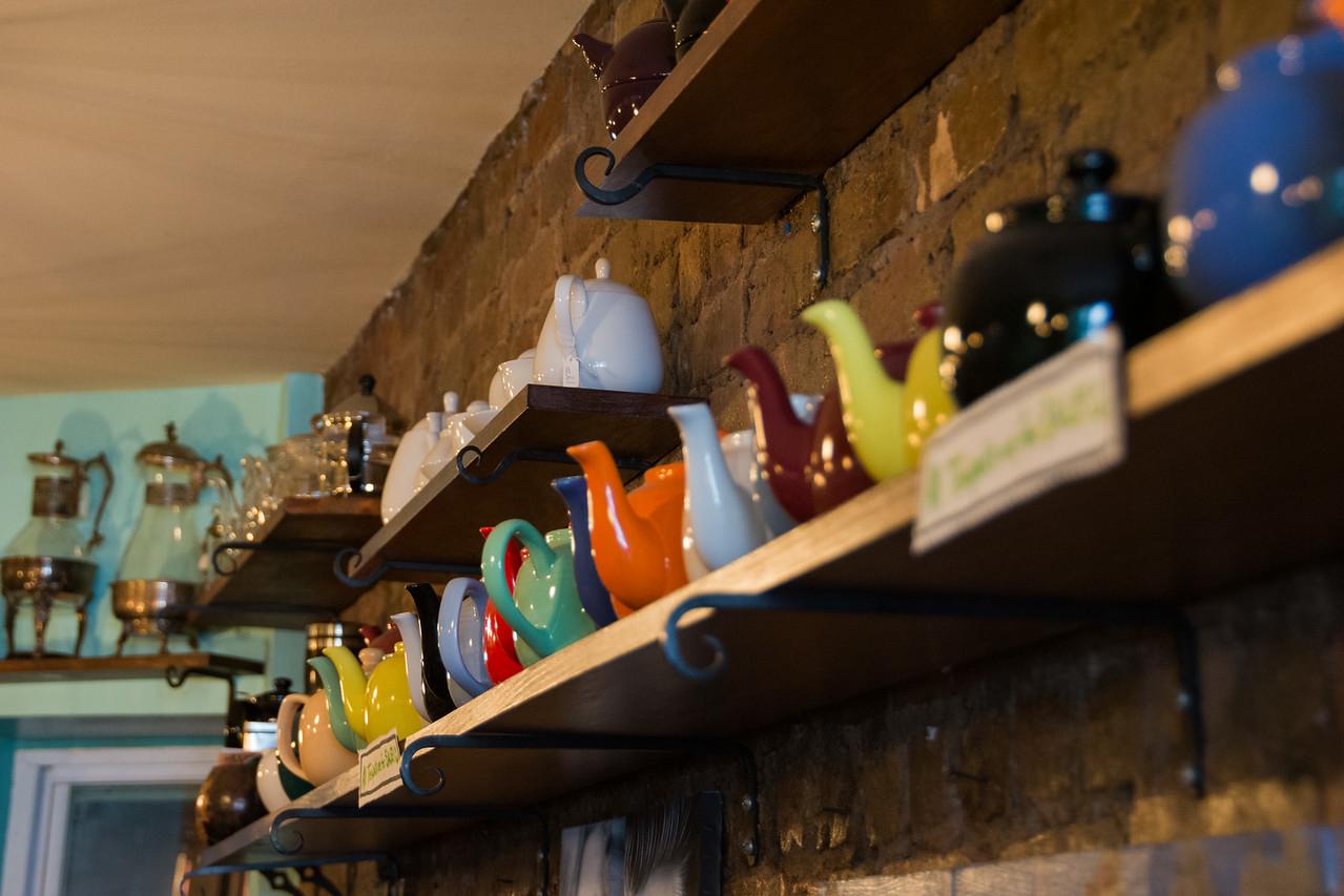 Tea Shop; NYC 2014