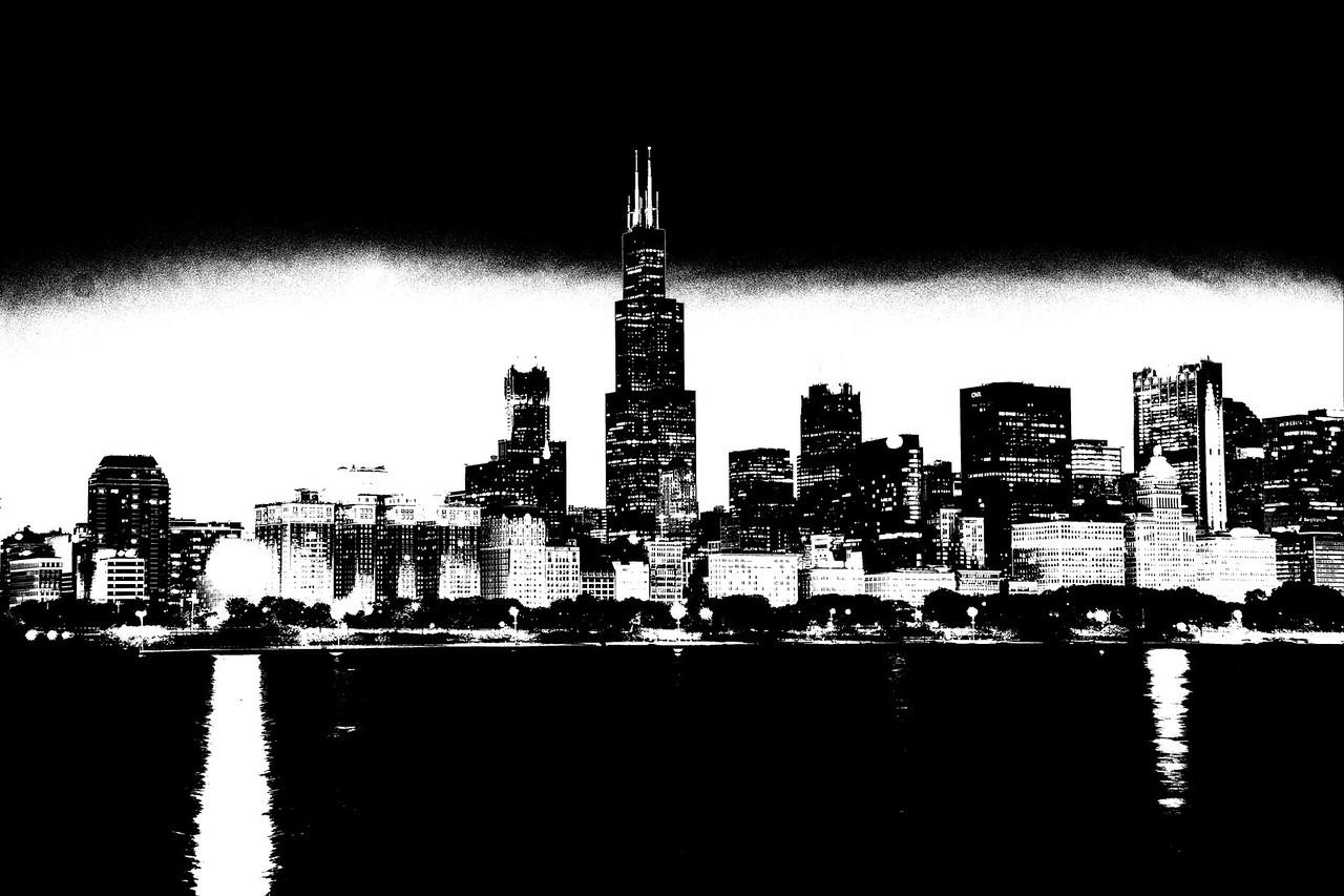 Chicago Skyline - 2015