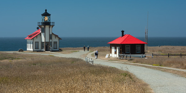 Cabrillo Light Station