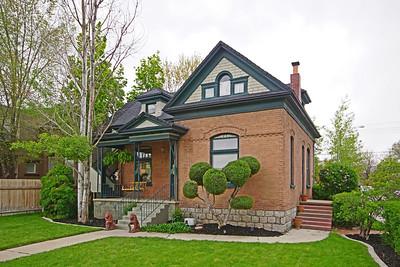Historic Murray Utah, Farm House