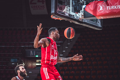 Basketball Euroleague: FC Bayern Munich VS Olimpia Milano