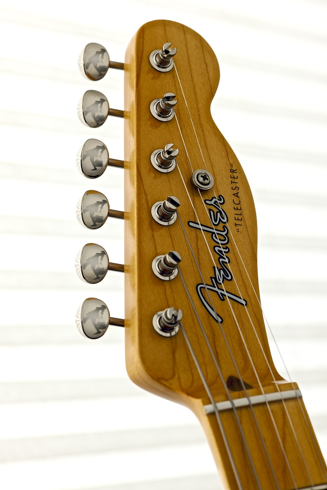 Fender Telecaster 'Old Growth'