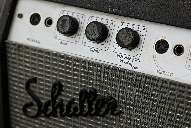 Schaller KV 25 Amplifier