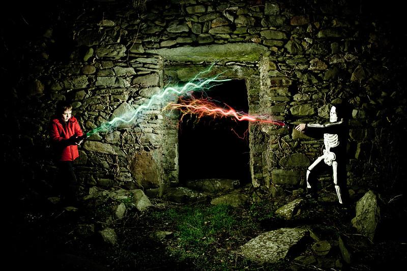 Graveyard Battle