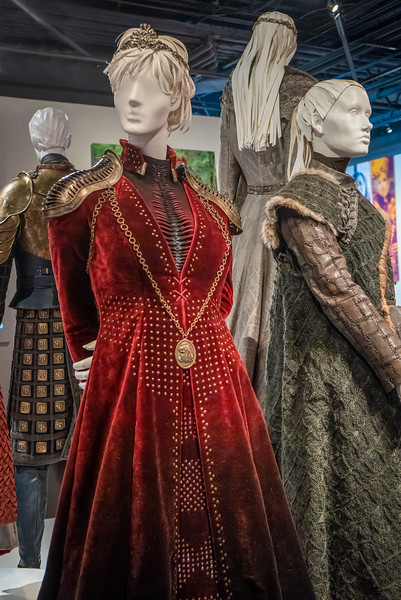 Game of Thrones costumes by Michele Clapton