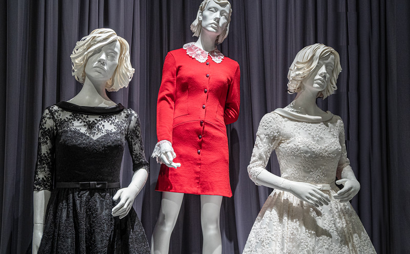 Angus Strathie's designs for The Chilling Adventures of Sabrina