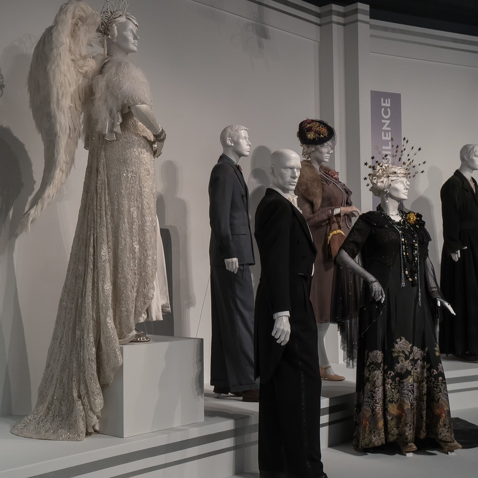 Costumes by Consolata Boyle for Florence Foster Jenkins