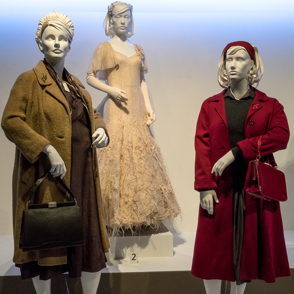 Luis Sequeira's costumes for The Shape of Water