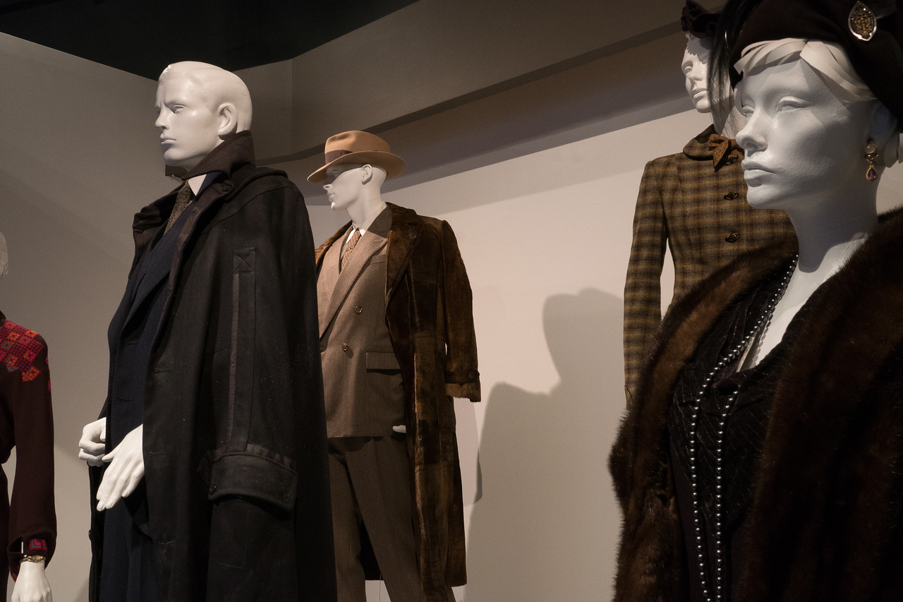 Murder on the Orient Express, costumes by Alexandra Byrne
