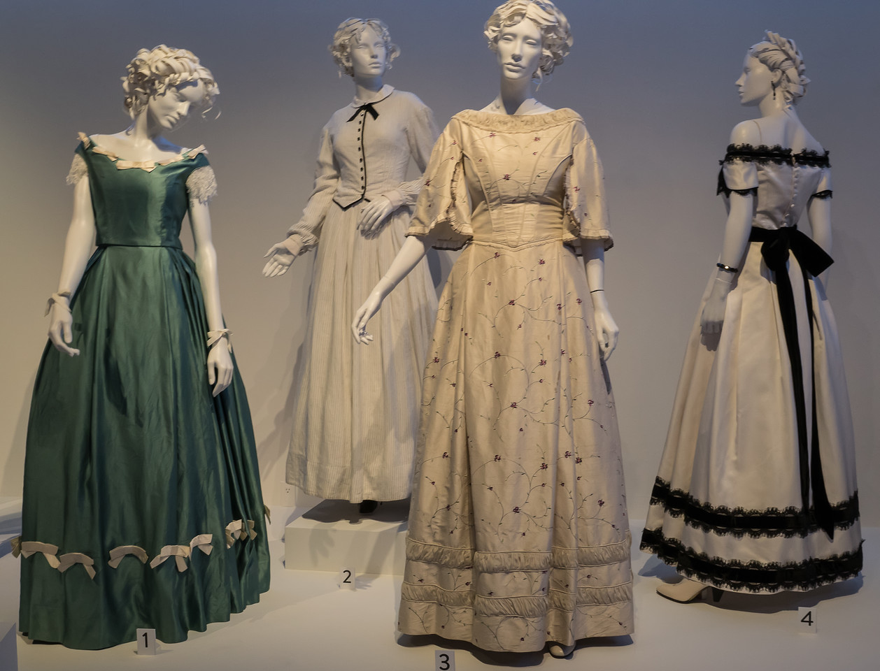 The Beguiled, costumes designed by Stacey Battat