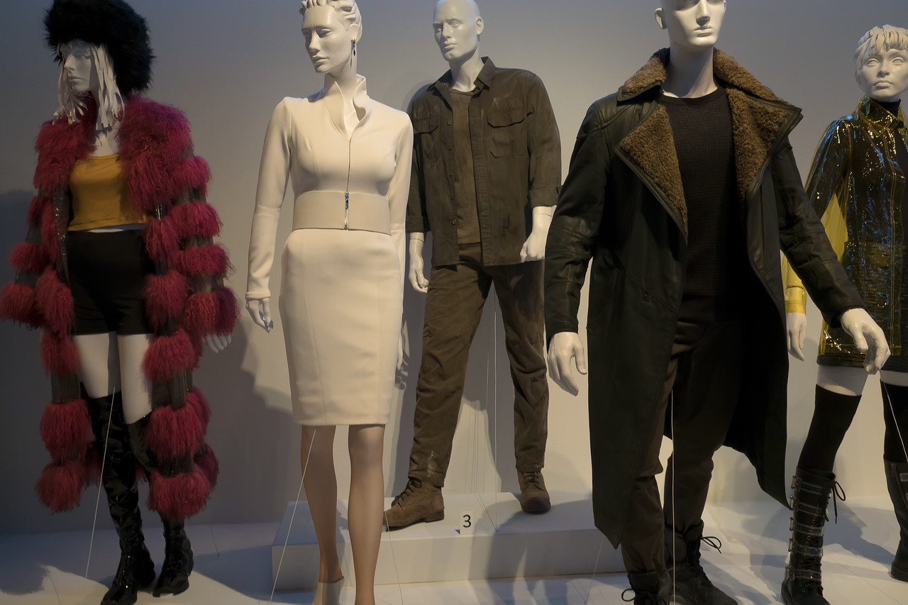 Renée April's costumes for Blade Runner 2049