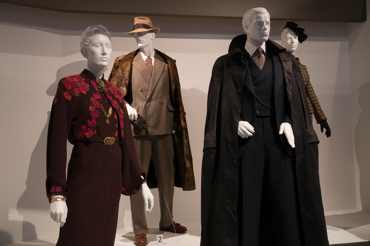 Alexandra Byrne's costumes for Murder on the Orient Express