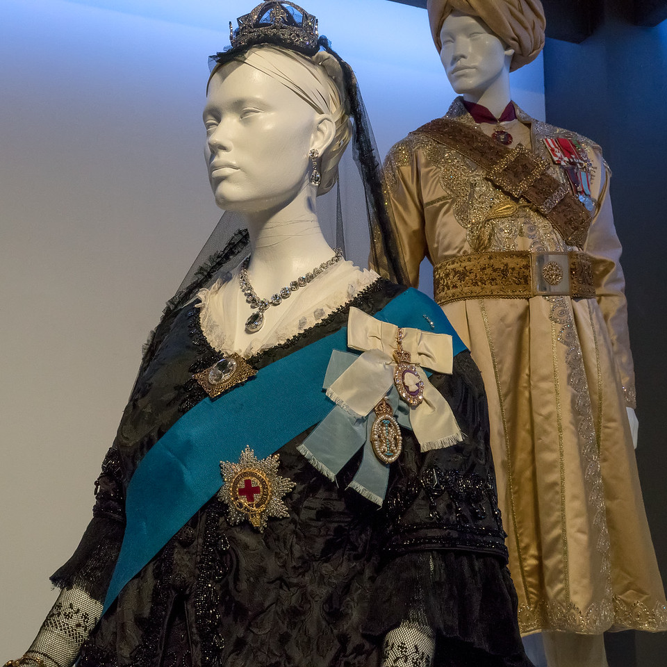 Victoria and Abdul, costumes by Consolata Boyle