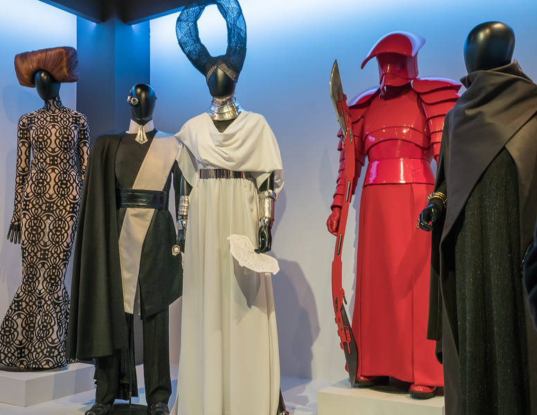 Michael Kaplan's costumes for Star Wars: The Last Jedi