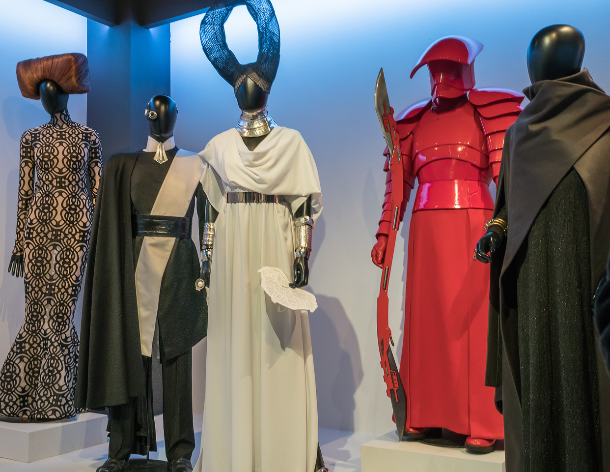 Michael Kaplan's costumes for Star Wars: The Last Jedi