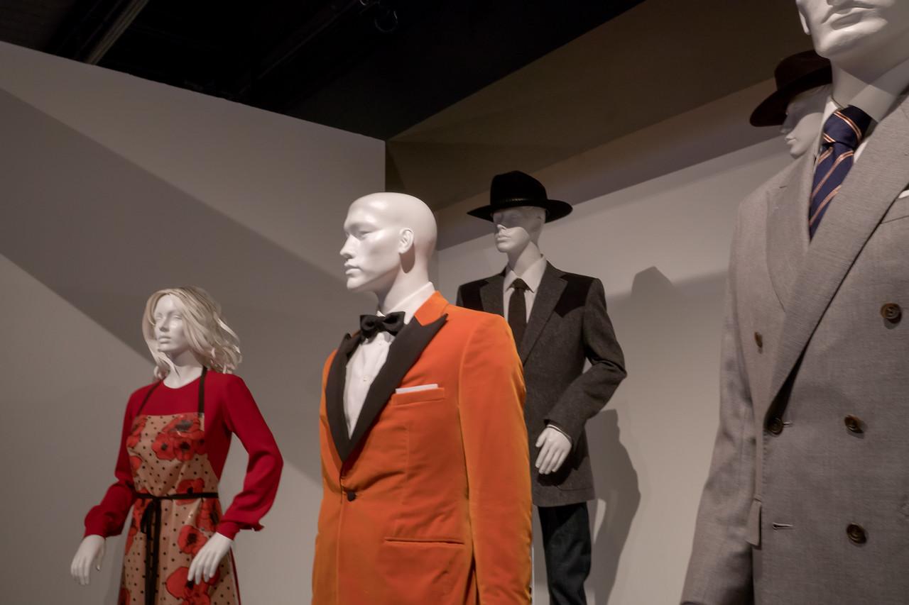 Kingsman: The Golden Circle, Arianne Phillips costume designer