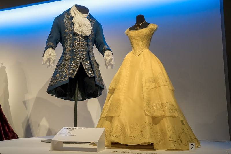 Jacqueline Durran's costumes for Beauty and the Beast