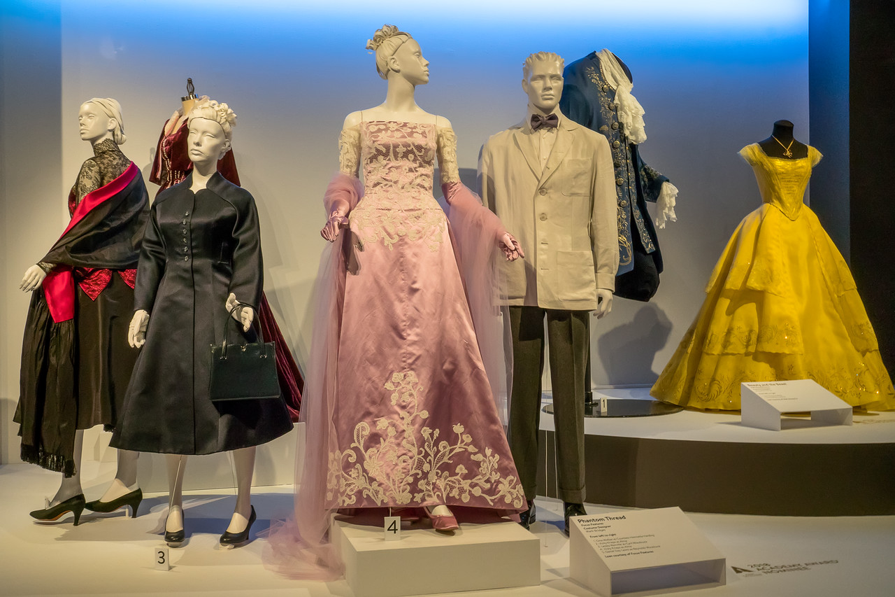 2018 Academy Award Nominee for Costume Design, Mark Bridges.  The costumes are for the picture Phantom Thread