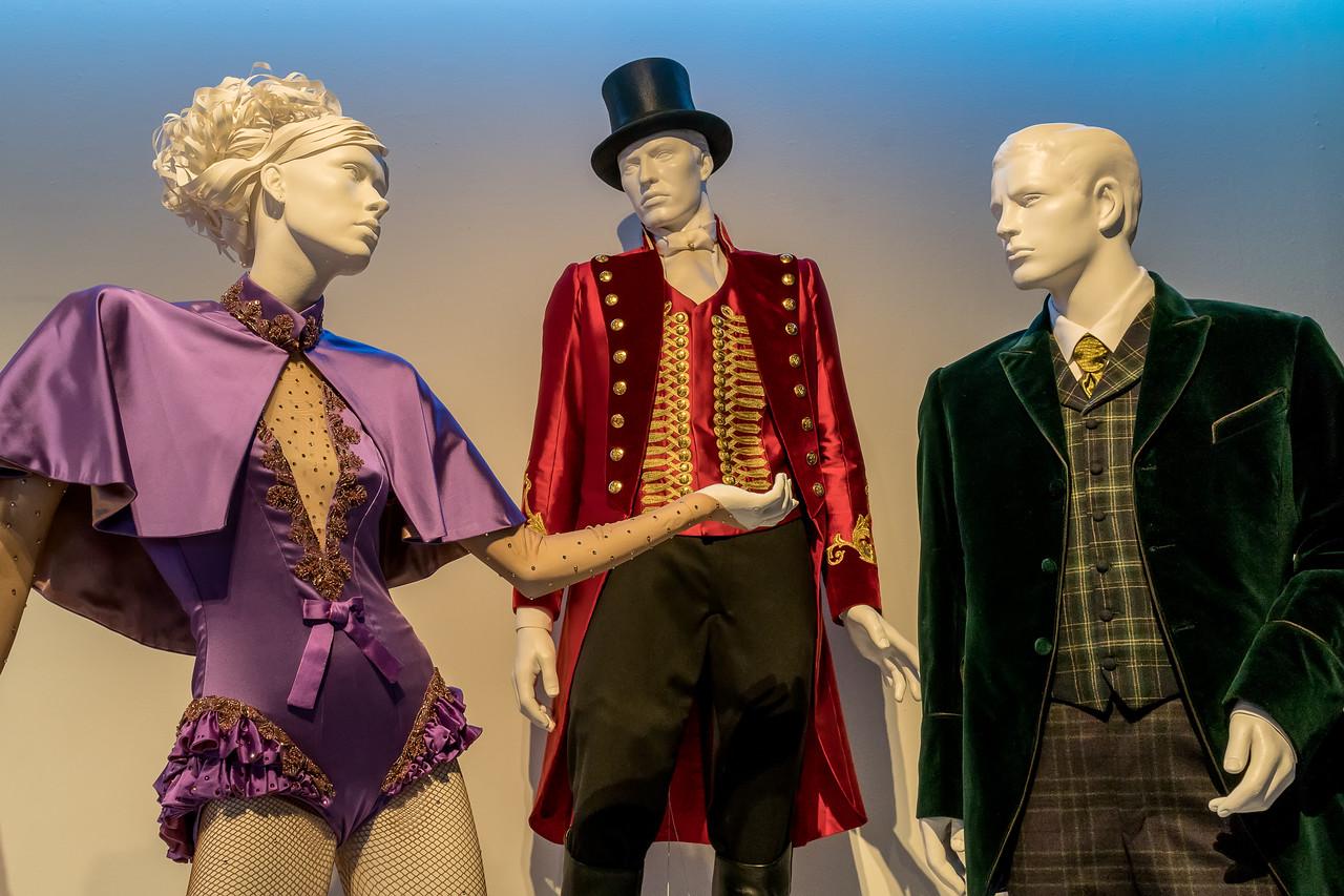 The Greatest Showman,  Ellen Mirojnick costume designer