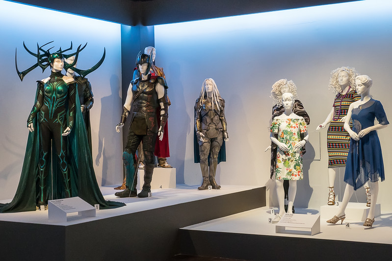 FIDM Gallery with Thor:Ragnarok and Girls Trip