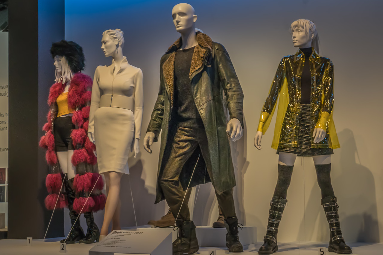 Blade Runner 2049, costumes designed by Renée April