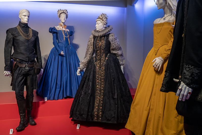 Mary Queen of Scots, design by Alexandra Byrne