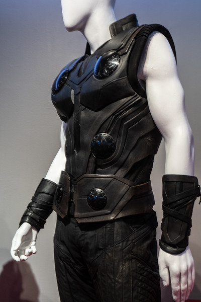 Thor from Avengers: Infinity War.  Costume designer Judianna Makovsky