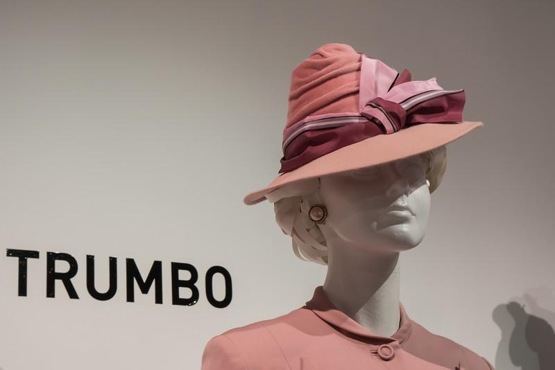 Costume from Trumbo, designer Daniel Orlandi