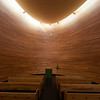 HELSINKI. HELSINGFORS. CHAPEL OF SILENCE. [KAMPPI NEIGHBOURHOOD].