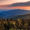 Clingmans Dome 2011 Sunset