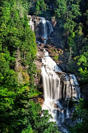 Whitewatr Falls Summer