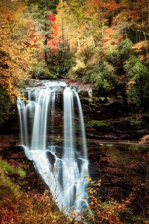 Dry Falls Autumn Splendor