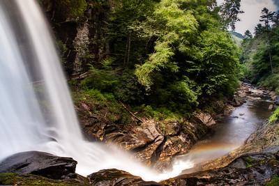 Dry Falls Rainbow