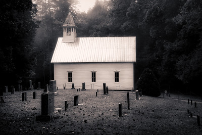 Chapel in the Mist