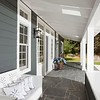 Black Flagstone Porch