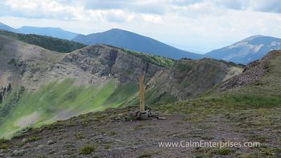 IMG_8438 4x6D Scarp Ridge 12012 Feet Marker