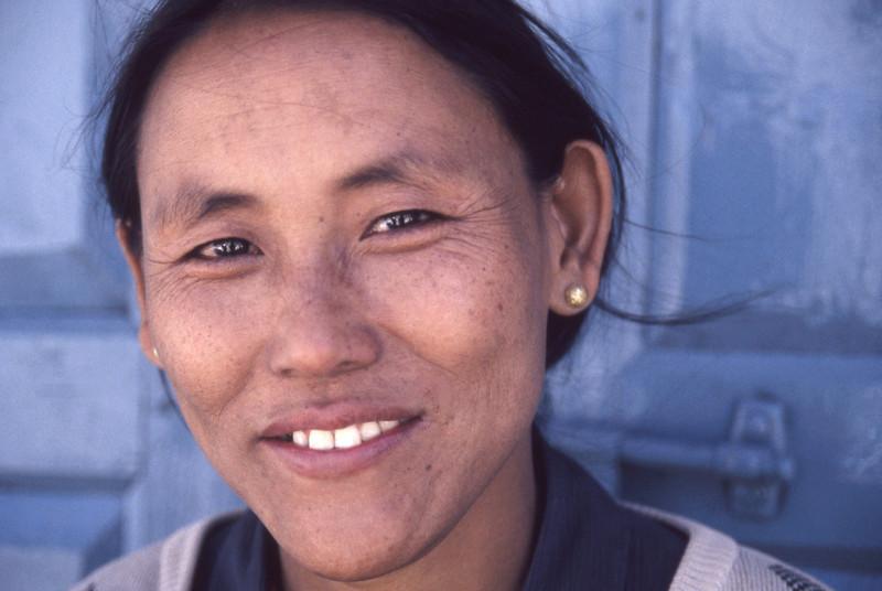 Tibetan friend.